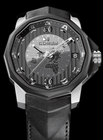 Corum Admirals Cup Challenger 48 Day & Night Replica watch 171.951.95/0061 AN12